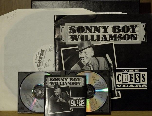 sonny boy williamson record chess years